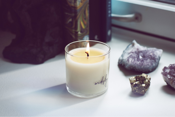Scented Luxury Candle
